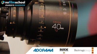 Shoot Anamorphic Without Breaking the Bank with the New Atlas Anamorphic Lens