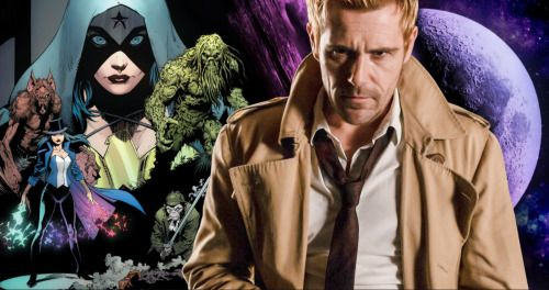 Justice League Dark Movie and TV Projects Are Happening at J.J