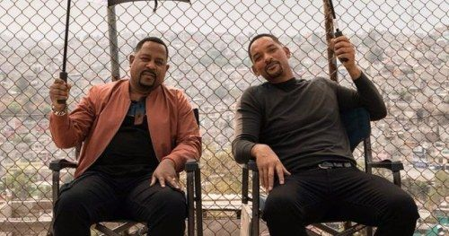 Will Smith & Martin Lawrence Celebrate as Bad Boys for Life