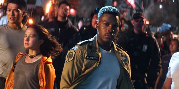 How John Boyega Helped Cailee Spaeny On Pacific Rim Uprising