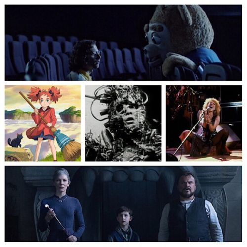Watched, Read, Reviewed: September 2018
