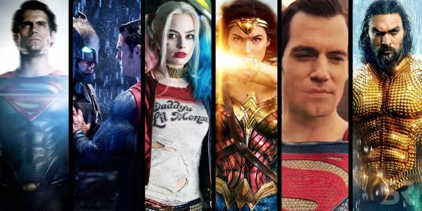 Every DCEU Movie Ranked From Worst To Best