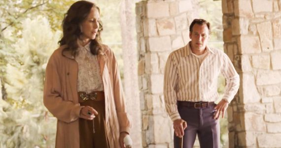 The Conjuring 3 Footage Reveals First Look at The Devil Made Me Do It