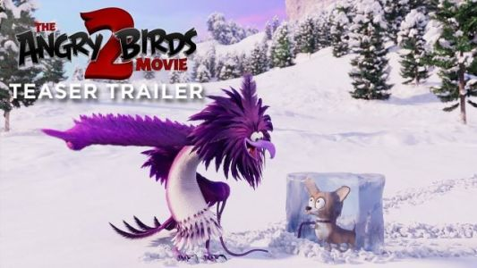 The Angry Birds Movie 2 Teaser: Winter is Coming