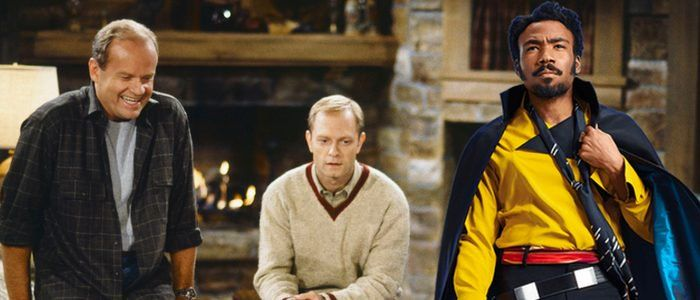 Donald Glover Wants the Lando Movie to be 'Frasier in Space'