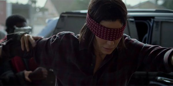 Sandra Bullock Says She Made Netflix's Bird Box For Her Kids