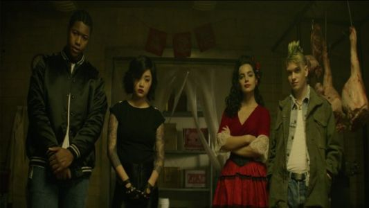 Deadly Class Season 1 Episode 1 Recap