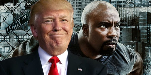 Luke Cage Season 2 Brings Donald Trump Into The MCU