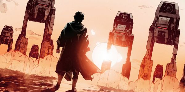 Luke's Death is Even Better in Star Wars: Last Jedi Comic