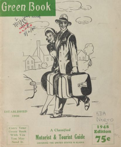 Download Digitized Copies of The Negro Travelers' Green Book, the Pre-Civil Rights Guide to Traveling Safely in the U.S. (1936-66)