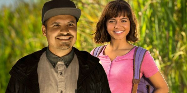 Michael Peña To Play Dora's Dad in Dora the Explorer Movie