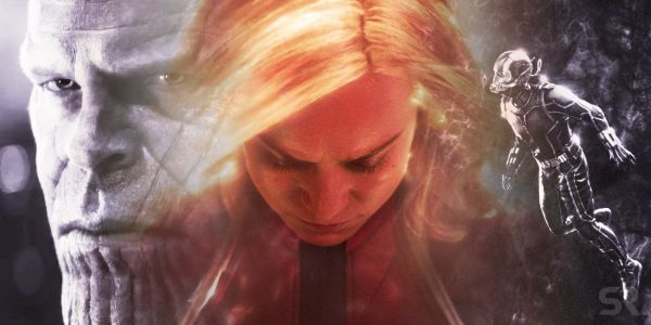 MCU Theory: How The Quantum Realm Fits Into Captain Marvel