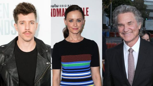 Production Begins on Crypto, Starring Kurt Russell & Alexis Bledel