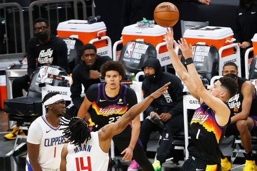 Suns vs. Clippers Game 2 Live Stream: How To Watch Clippers vs. Suns Game 2 Live