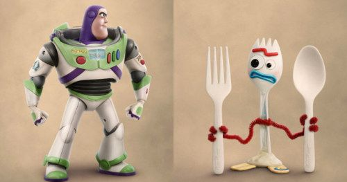 Key and Peele Reunite as Ducky and Bunny in New 'Toy Story 4' Teaser