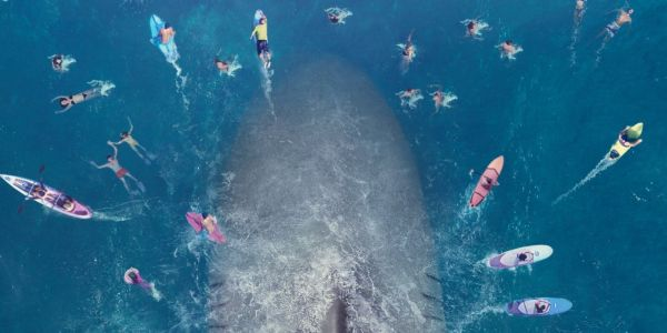 The Meg Trailer & Poster: Jason Statham Has a Giant Shark Problem