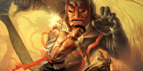 Jade Empire Trademark Was Just Filed by EA - What Does It Mean?
