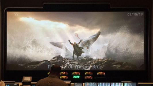James Wan Teases Release of Aquaman Trailer in New Image