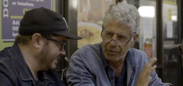 The Morning Watch: Remembering Anthony Bourdain, Stephen Colbert Strikes Back at Hateful Fanboys & More