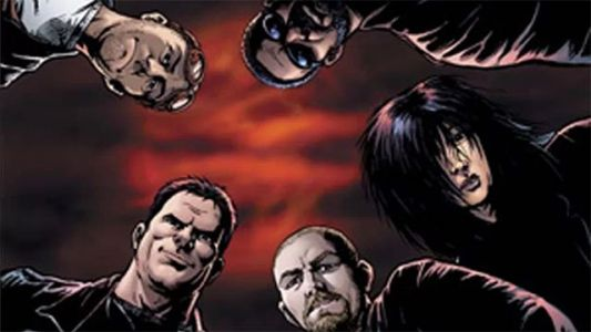 Amazon's The Boys Adaptation Gets First Image