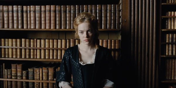 The Gross Part About Wearing A Corset, According To Emma Stone
