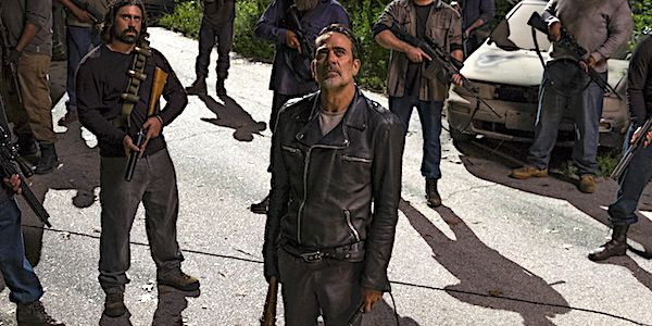 New Walking Dead Video Reveals How The Saviors Escaped The Sanctuary