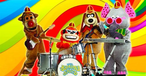 The Banana Splits Return in New Hannah-Barbara Horror