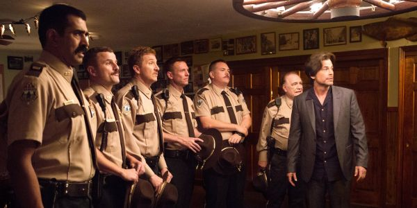 Screen Rant Interviews The Stars of Super Troopers 2