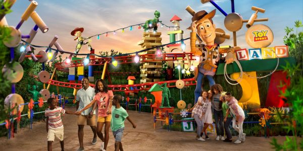 Toy Story Land Opens June 30th at Walt Disney World