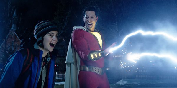 Shazam's DVD Release Should Have A Ton Of Extra Footage That Was Cut From The Movie