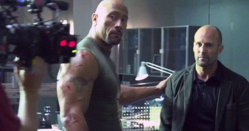 The Rock's Fast and Furious Spin-Off Begins Shooting This