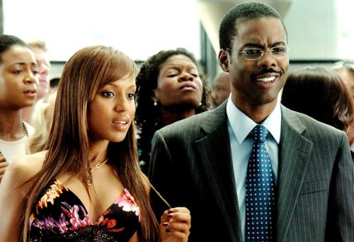 Did Chris Rock Cheat on His Wife With Kerry Washington on the Set of 'I Think I Love My Wife'?