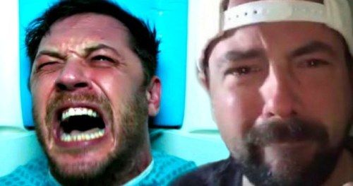 Kevin Smith Cries Over Venom Trailer, But Not in a Good WayKevin