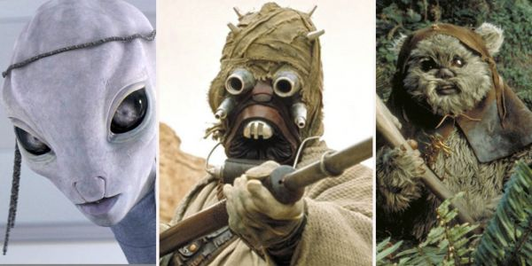 Star Wars: 15 Most Powerful Races, Ranked