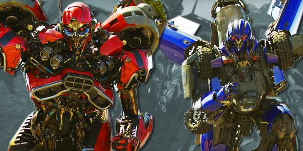 Bumblebee Has Triple-Changer Transforming Decepticons