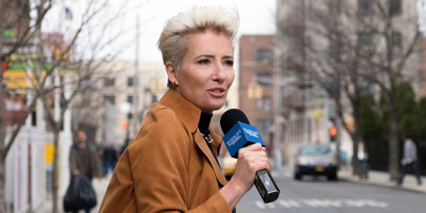 Emma Thompson Tried to Join the Star Wars Franchise, But Got Shot Down