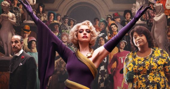THE WITCHES Moves To HBO Max; First-Look Poster Features Anne Hathaway As The Grand High Witch