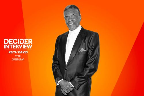 Keith David Bids Farewell To 'Greenleaf,' Sheds Some Light On His Infamous 'They Live!' Fight Scene With Roddy Piper