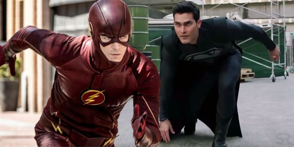 Elseworlds Crossover Suggests Flash Is Faster Than Superman