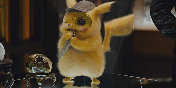 Ryan Reynolds Has A Colorful Way Of Describing His Detective Pikachu Character