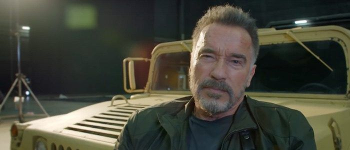 'Terminator 6' Behind-the-Scenes Video Offers New Looks at Arnold Schwarzenegger, Linda Hamilton, and More
