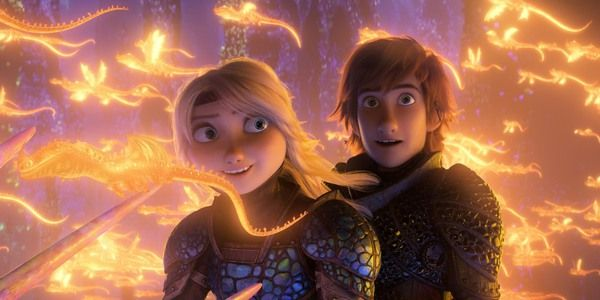 How To Train Your Dragon 3 Poised For Best Box Office Opening Of The Franchise