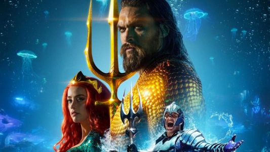 Check Out the New Chinese Trailer and Poster for Aquaman