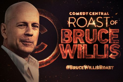 Roast Of Bruce Willis Live Stream: How To Watch The Comedy Central Bruce Willis Roast Online
