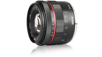 Meike Unveils New Fast and Affordable 50mm f/1.7mm Lens for Full Frame Cameras