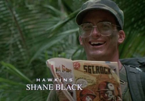 Shane Black Reveals Inspiration and New Details from The Predator Set