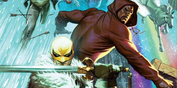 Luke Cage To Wield The Power of Thor In Marvel Comics?
