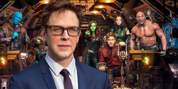 Guardians of the Galaxy Cast Tweets Support For James Gunn After Firing