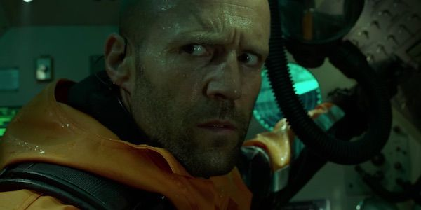 The Meg Trailer Has Jason Statham Declaring War On A Monster Shark