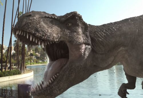 Jurassic World Alive Game Review